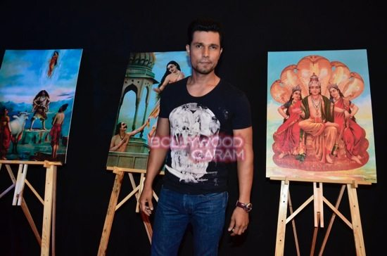 Rang Rasiya Music launch