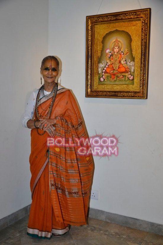 Rani Mukerji at art exhibition launch-1