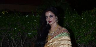 Rekha and Sharman Joshi in Super Nani trailer video