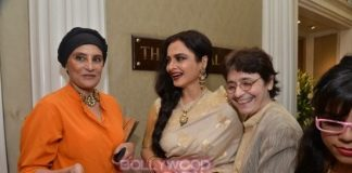 Rekha inaugurates Amazing Yard exhibition