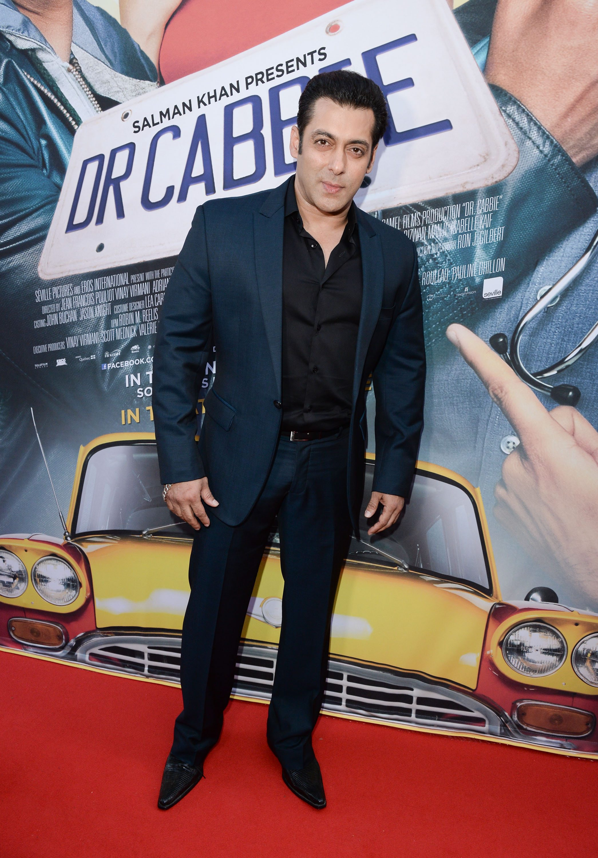 SAlman hit n run