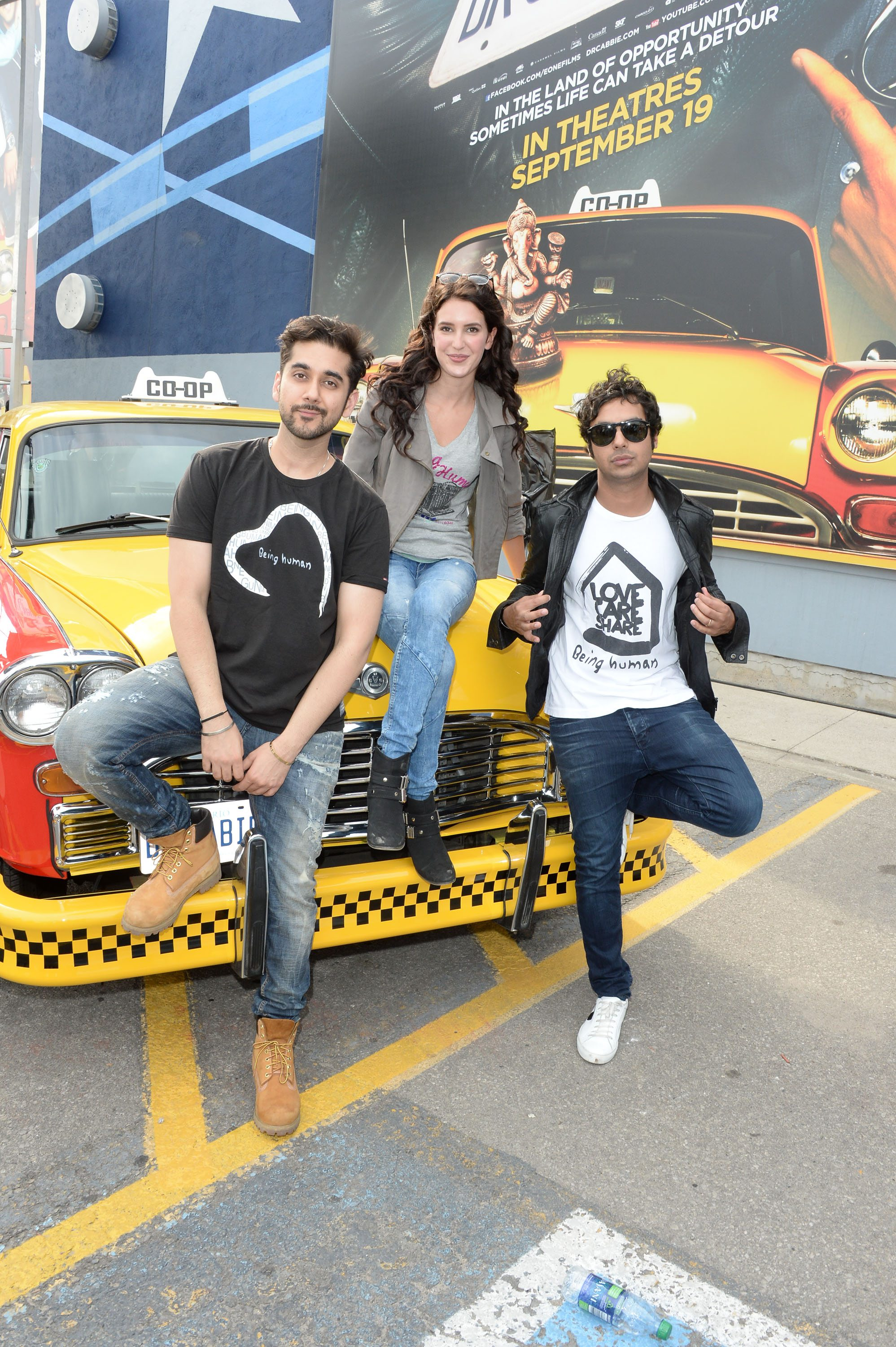 Salman Khan at Dr Cabbie  (3)