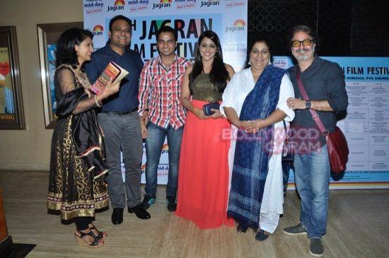 Shilpa_Rajat Kapoor_Jagran film festival-4