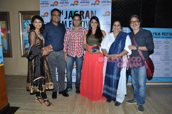 Shilpa_Rajat Kapoor_Jagran film festival-5