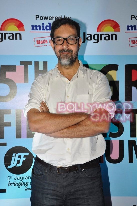 Shilpa_Rajat Kapoor_Jagran film festival-7
