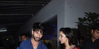 Shahid Kapoor and Shraddha Kapoor host special screening of Haider