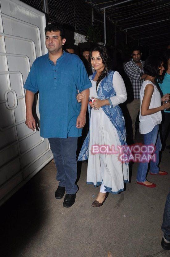 Shraddha Kapoor and Shahid Kapoor at Haider screening-6