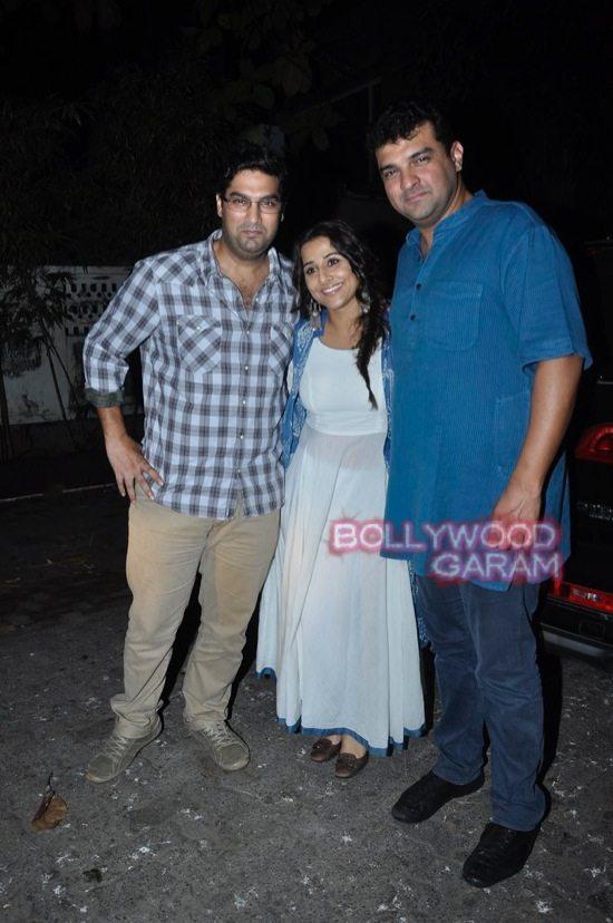 Shraddha Kapoor and Shahid Kapoor at Haider screening-8