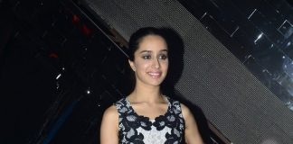 Shraddha Kapoor promotes Haider on India's Raw Star