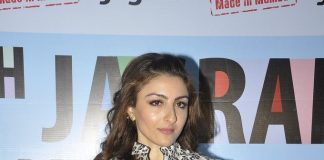 Soha Ali Khan attends 5th Jagran Film Festival