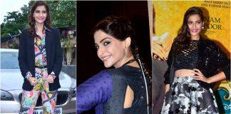 Sonam Kapoor's fashion and style decoded – Photos