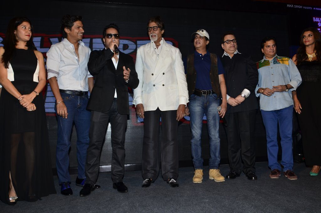 amitabh bachchan music launch  (1)