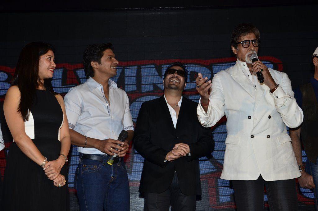 amitabh bachchan music launch  (2)