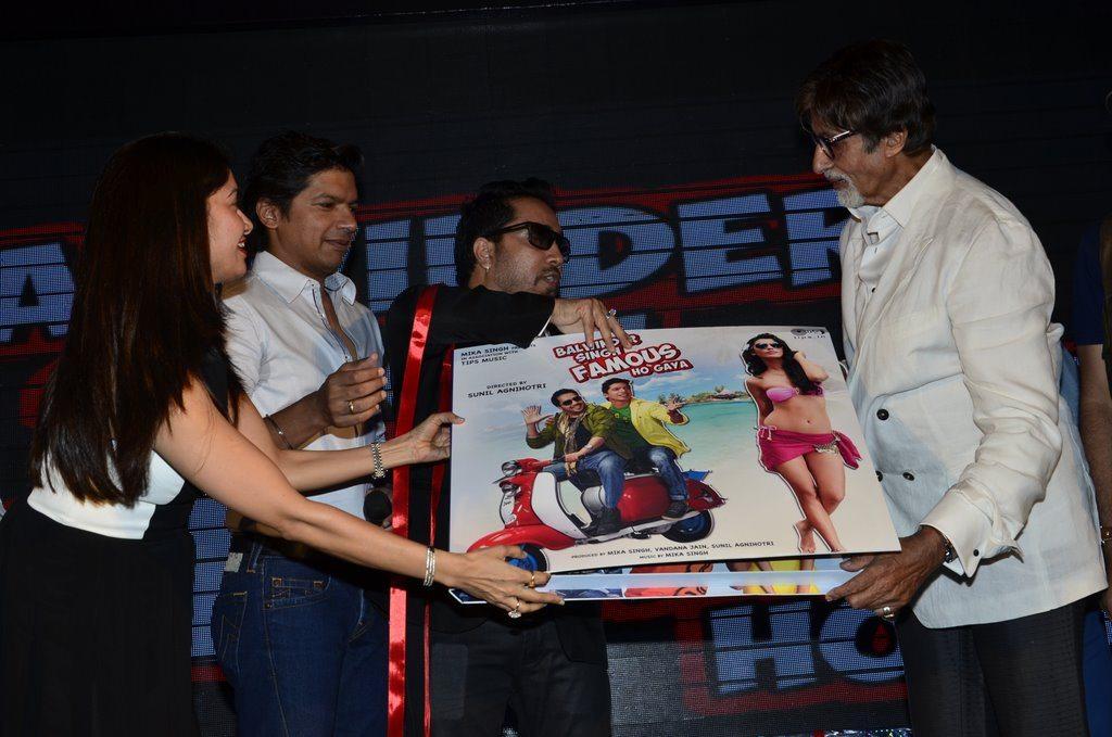 amitabh bachchan music launch  (3)