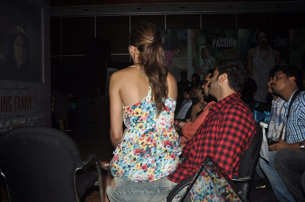 deepika and arjun
