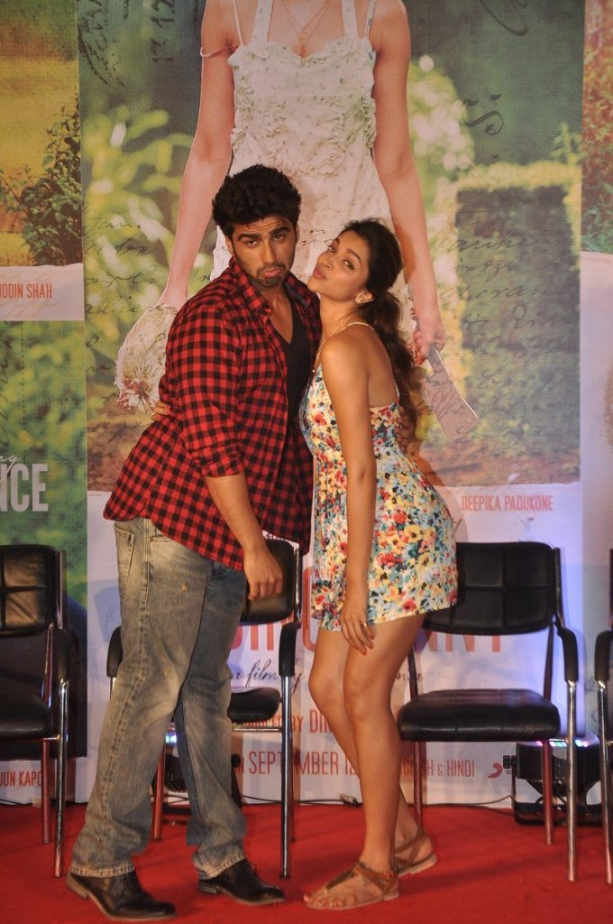 deepika and arjun FF 2