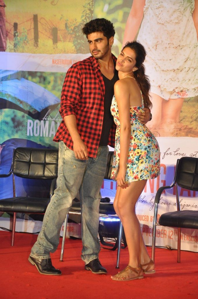 deepika and arjun FF 3
