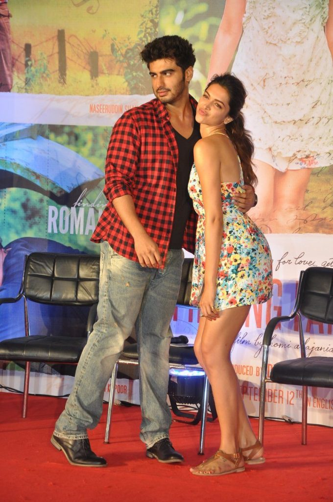 deepika and arjun FF 4