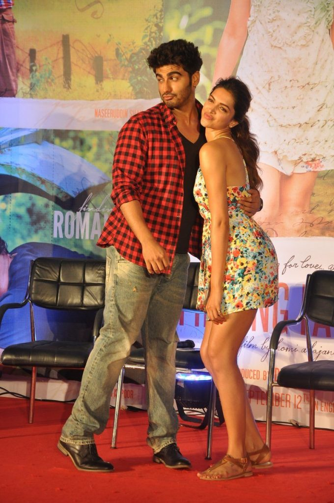deepika and arjun FF 5