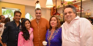 Celebs attend Harsha K's cake shop launch – Photos