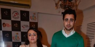 Imran Khan and Avantika Malik launch Helping Hands initiative