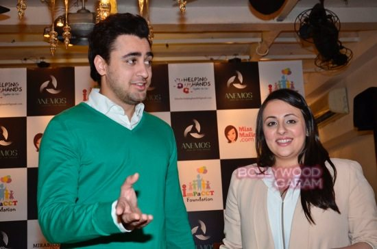 imran and avantika at helping hands impact ngo-6