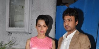Kangana Ranaut and Irrfan Khan to be seen in 'Divine Lovers'