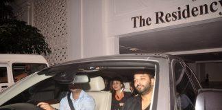 Kareena Kapoor and Malaika Arora at Karan Johar's bash