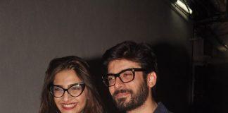 Sonam and Fawad attend special screening of 'Khoobsurat'