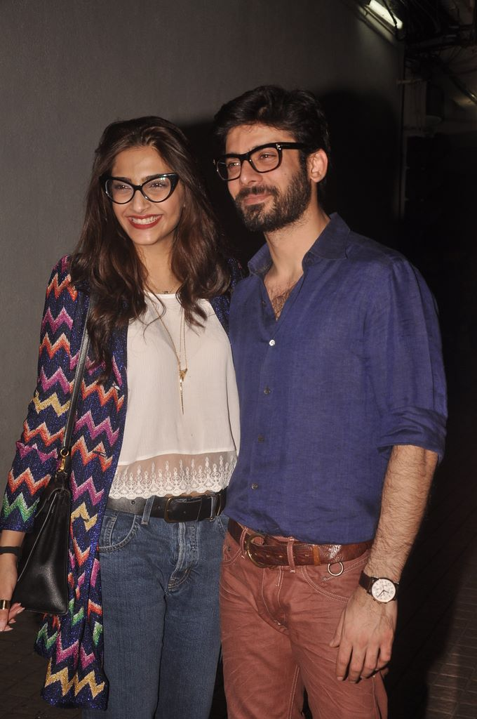 khoobsurat screening pvr (1)