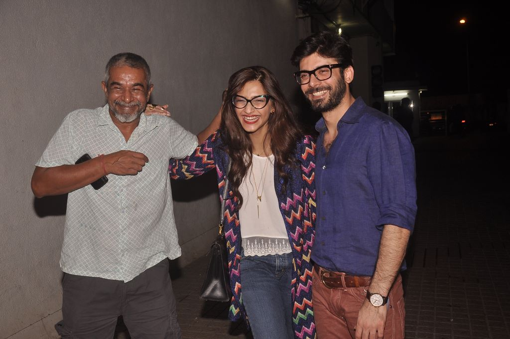 khoobsurat screening pvr (6)