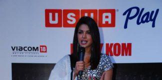 Priyanka Chopra celebrates Mary Kom success