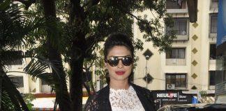 Priyanka Chopra promotes Mary Kom at Gold's Gym – Photos