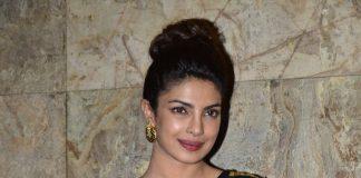 Priyanka Chopra attends 'Mary Kom' special screening