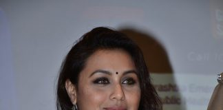 Rani Mukerji at Make Way For Ambulance awareness event
