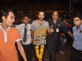Robert Pires arrives in Mumbai for Indian Super League