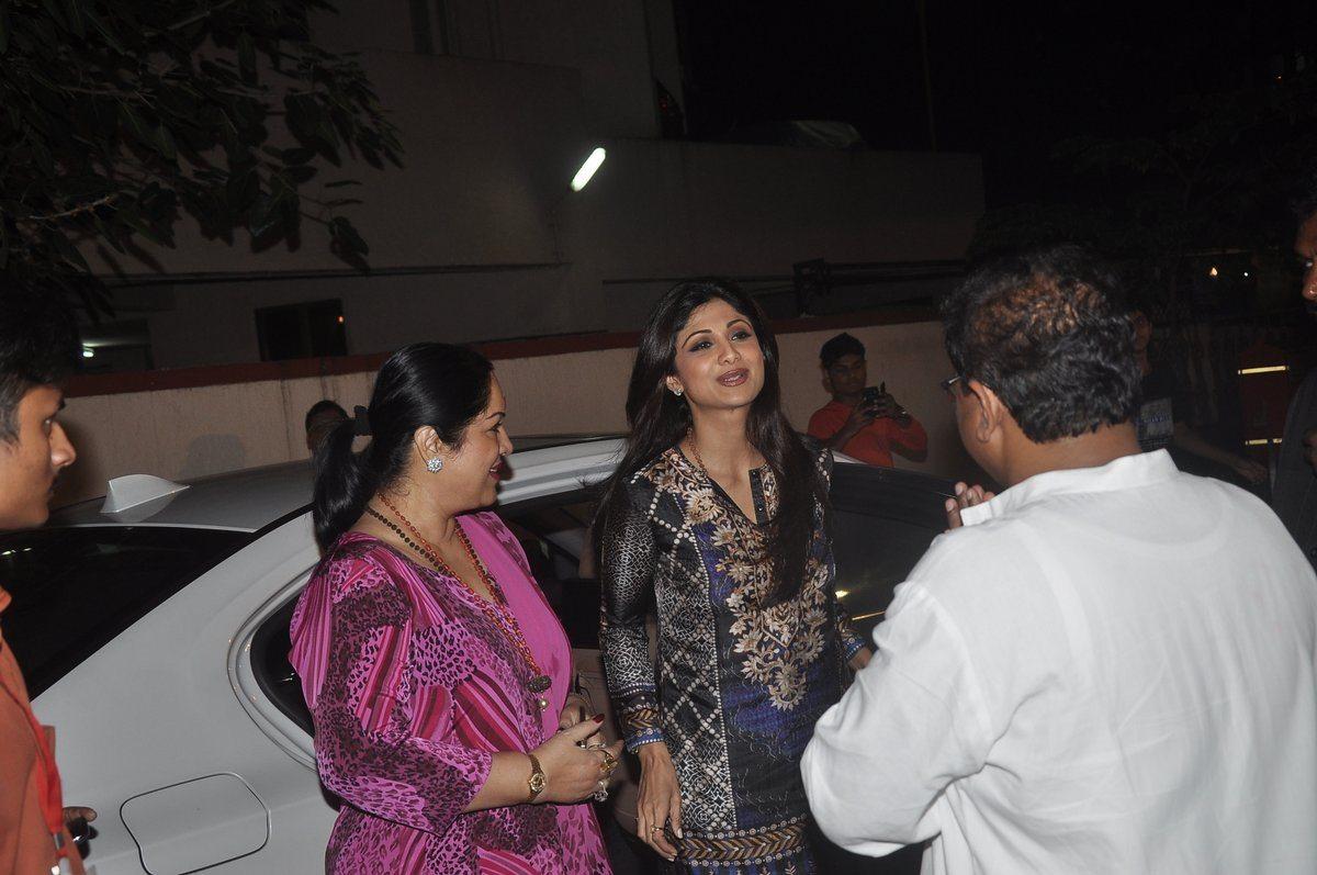 shilpa shetty ganpati (6)