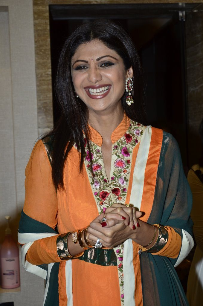 shilpa shetty spa launch (1)