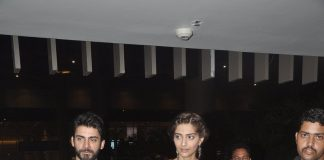 Sonam Kapoor and Fawad Khan return from Ahmedabad
