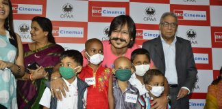 Vivek Oberoi hosts special screening of Mary Kom for cancer patients – Photos