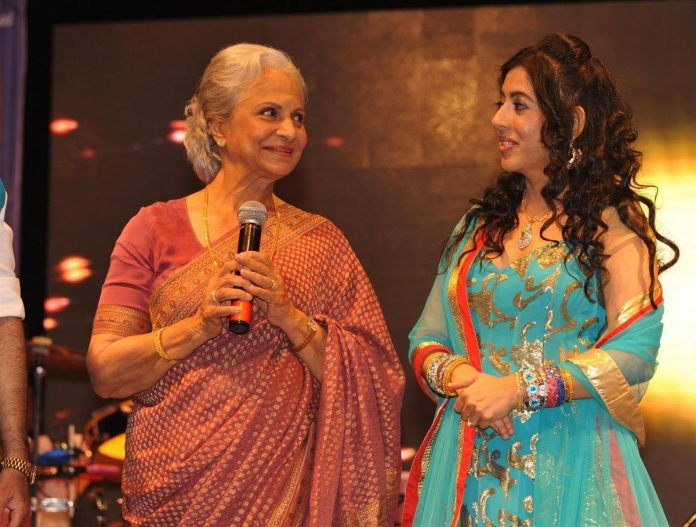 waheeda rehman concert (1)