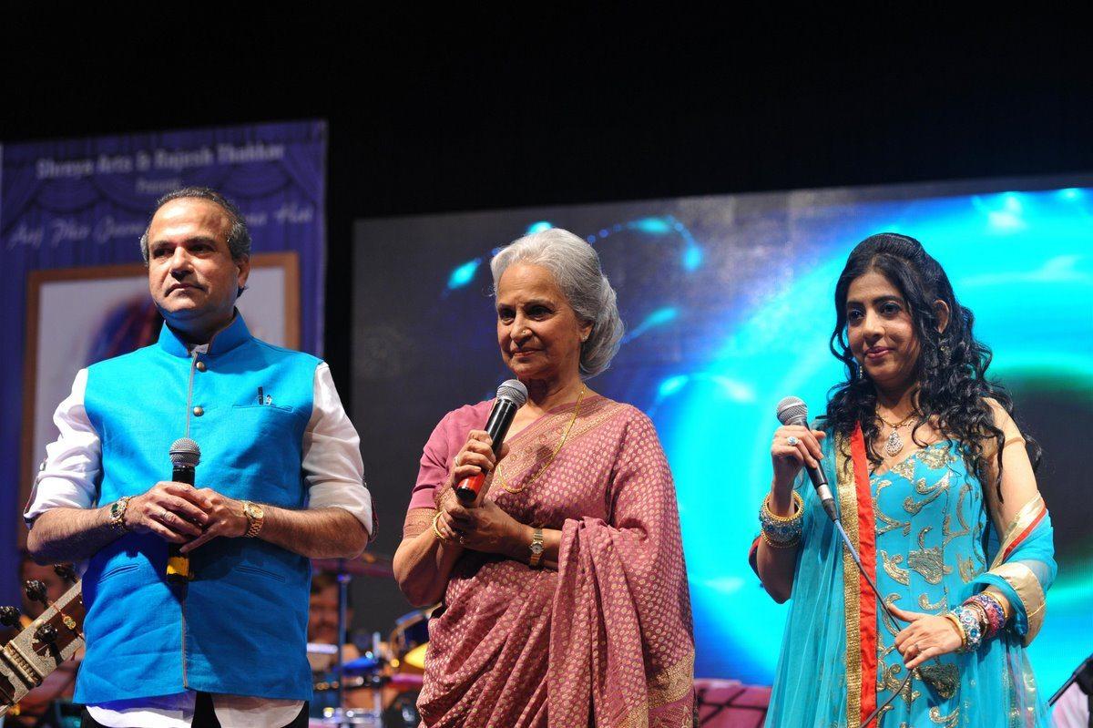 waheeda rehman concert (5)