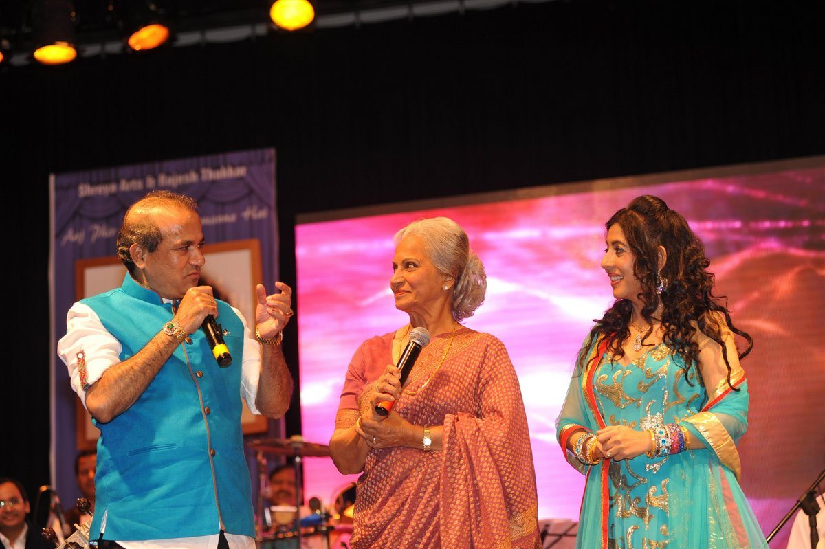 waheeda rehman concert (6)
