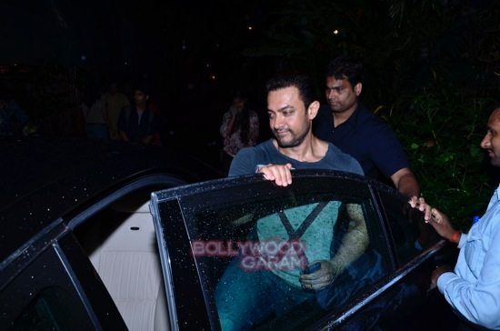 Aamir at prithvi theatre-8