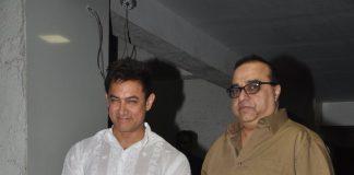 Hrithik Roshan, Deepika Padukone and Nargis Fakhri attend Aamir Khan's Diwali bash
