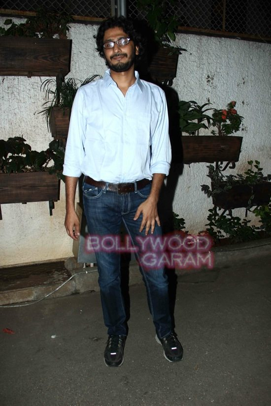 Abhishek Chaubey-2 'Gone girl' special screening