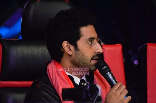 Abhishek Bachchan Indias raw star judge-1