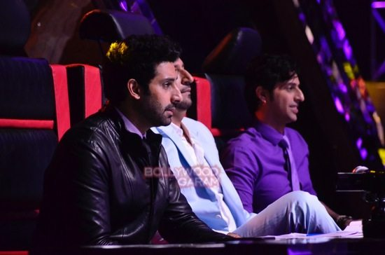 Abhishek Indias raw star judge-18