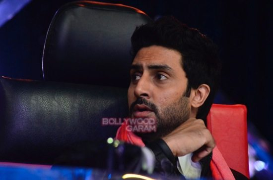 Abhishek Indias raw star judge-4