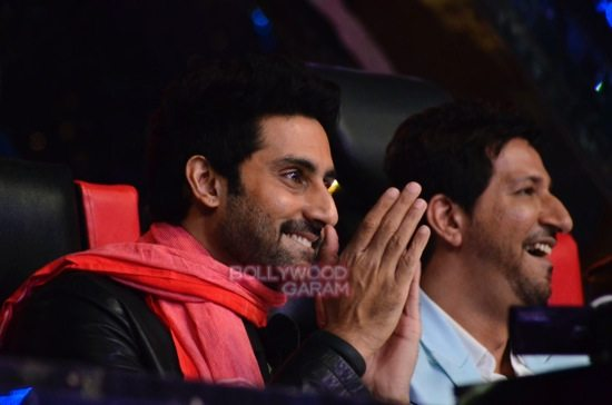 Abhishek Indias raw star judge-7